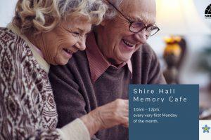 Shire Hall Memory Café