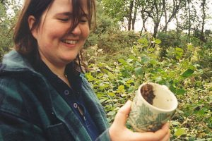 Justice cafe: An archaeology of the Greenham Women's Peace Camps