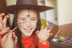 Halloween Half Term: Face painting