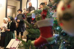 Christmas at Shire Hall