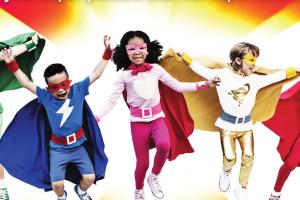 Half Term: Superheroes Week