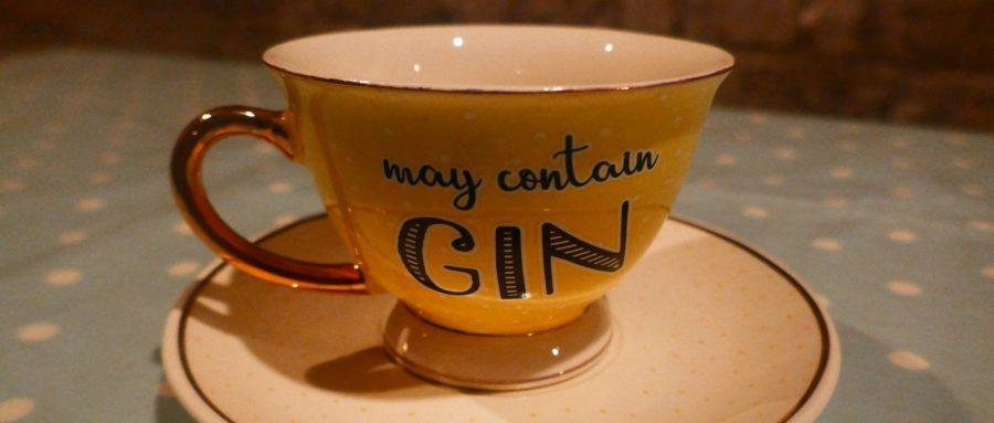 Down Gin Lane