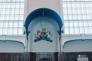 Court is in Session: Shire Hall opens its doors again!